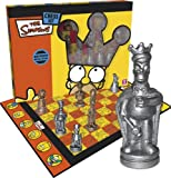 Character Options - Simpsons Antique Chess Set