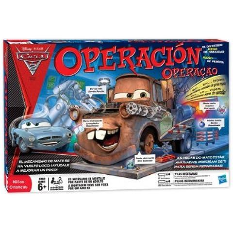 IMC Toys Operación cars2 - Operación Cars2 Hasbro