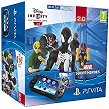 PlayStation Vita - Consola + Disney Infinity 2.0