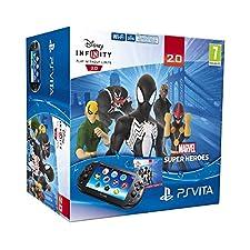 PlayStation Vita - Consola + Disney Infinity 2.0