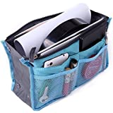 Cherry Toiletry Bag For Men & Women Hanging Toiletries Kit For Makeup, Cosmetic, Shaving, Travel Accessories Organizer