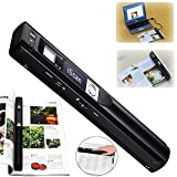 Tobo 900DPI iScan Wireless HD Portable Hand Held Mini Scanner Great Helper(TD-0115)