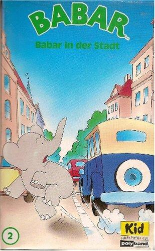 Babar, der kleine Elefant - In der Stadt