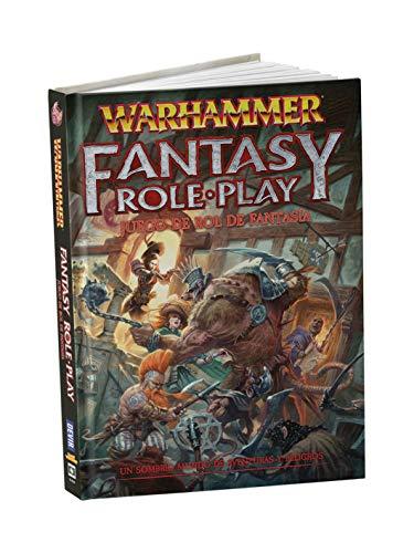 Warhammer Juego de Rol de Fantasía Devir WFBASICO