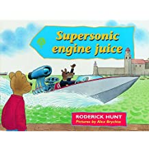 Oxford Reading Tree: Stages 1-9: Rhyme and Analogy: Story Rhymes: Super-sonic Engine Juice
