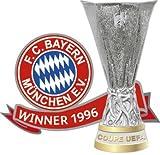 FC Bayern München - Pin UEFA Europa League Sieger 1996
