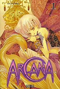 Arcana Edition simple Tome 1