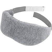 Ultraweiche Augenmaske, bequeme Schlafmaske, Augenschutz, verstellbarer Riemen, magischer Haken und Schlaufe,... preisvergleich bei billige-tabletten.eu