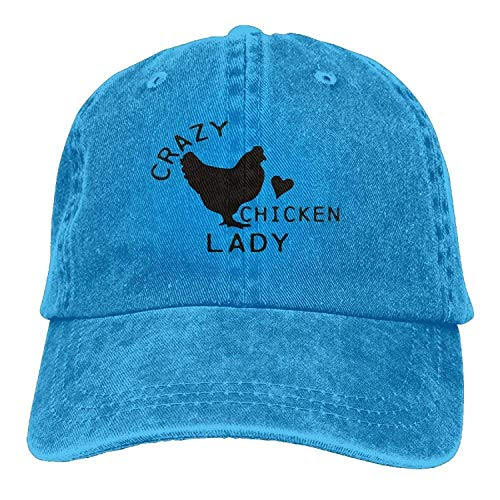 Lady Buccaneer Black Hat - Funny Baseball Caps Hats Crazy Chicken