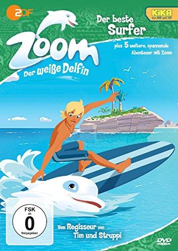 Zoom - Der weiße Delphin Vol. 5 - Der beste Surfer (Fünf Delfine)
