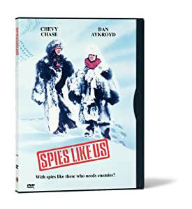 Spies Like Us [Import USA Zone 1]