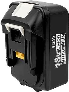 SHGEEN 3.0Ah 18V Replacement for Makita Batteries BL1830B BL1830 BL1840B BL1840 BL1850B BL1860B BL1860 BL1850 BL1845 BL1835 BL1815 LXT-400