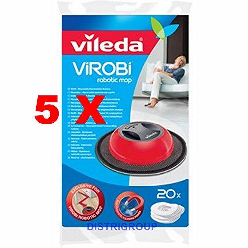 Vileda für Wischroboter
