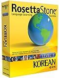 Rosetta Stone Level 1 Korean (PC/Mac)
