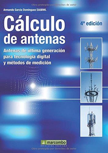 Cálculo de antenas por Armando García Domínguez