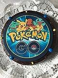 Tortenaufeger Pokemon 01