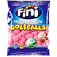Fini Strawberry Golf Balls Marshmallows 125 pieces