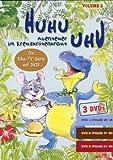 Huhu Uhu - Abenteuer im Kreuzkrötenkraut Box Vol. 2 [3 DVDs]