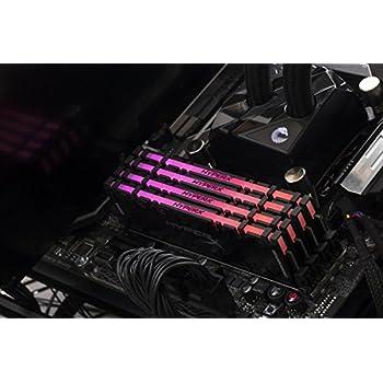HyperX HX436C17PB3AK2/16 Predator DDR4 RGB 16 GB (Kit 2 x 8 GB), 3600 MHz CL17 DIMM XMP