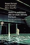 Image de Histoire politique des services secrets français