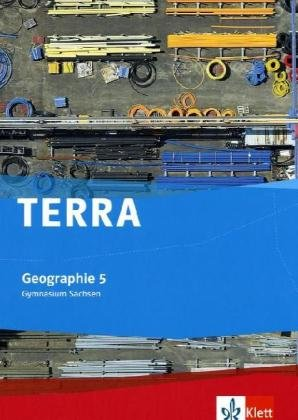 Preisvergleich Produktbild TERRA Geographie für Sachsen - Ausgabe für Gymnasien / Schülerbuch 5. Klasse