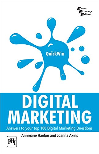 Quickwin Digital Marketing: Answers to Your Top 100 Digital Marketing Questions