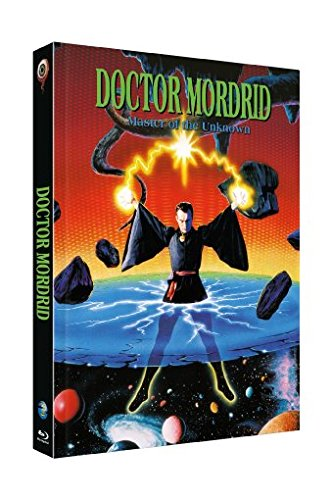 Doctor Mordrid - Full Moon Collection No. 2-2-Disc Limited Collector's Edition (Blu-ray & DVD - Limitiertes Mediabook auf 333 Stück, Cover B)