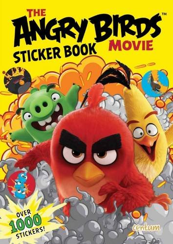 Image of Angry Birds 1000 Sticker Book (Angry Birds Movie)