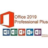 Microsoft® Office 2019 Professional Plus Deutsch für 1 PC (32/64-Bit) Lizenzschlüssel mit USB Stick von Hesch-Direkt