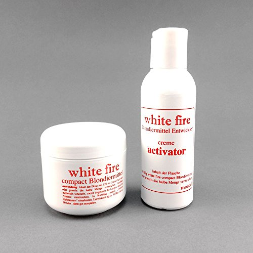 CHILLHOUSE Blondier Set White Fire 3%