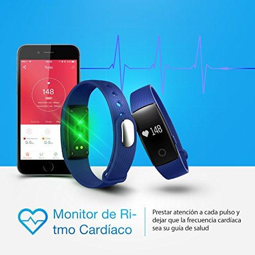 Zoom IMG-2 mpow fitness tracker activity braccialetto