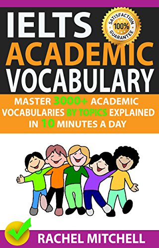 Ielts Academic Vocabulary: Master 3000+ Academic Vocabularies By ...