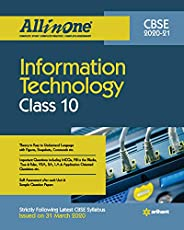 CBSE All In One Information Technology Class 10 for 2021 Exam