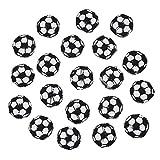 Hongma 20x Fußball Aufnäher Patches Aufbügel für Jeans T-shirt Ruchsack DIY Craft