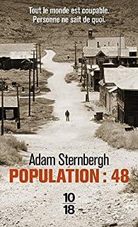 Population : 48 par Adam Sternbergh