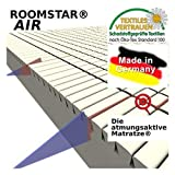 ROOMSTAR AIR Matratze Made in Germany Jugendmatratze Kindermatratze...