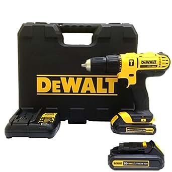 dewalt hammer drill. dewalt dcd776c2 18v lithium-ion 13mm hammer drill/driver dewalt drill