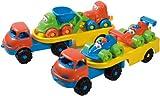 Androni 6044 Camion Trasportatore con Bolidi O Mezzi da Lavoro Pesante, modelli assortiti