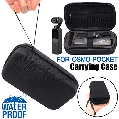 TAOtTAO Aufbewahrungsbox Tragbare Wasserdichte Handtasche Hard Storage Bag Tragetasche für DJI Osmo Pocket