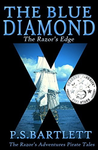 The Blue Diamond: The Razor's Edge: Book 5 (The Razor's Adventures) (English Edition) Diamond Razor Edge