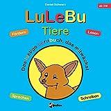 LuLeBu - Tiere: Das lustige Lernbuch, das mitwächst