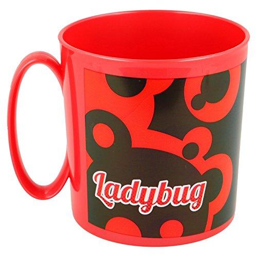 Stor Lady Bug Miraculous - Ladybug 86904. Taza Para microondas 350ml.