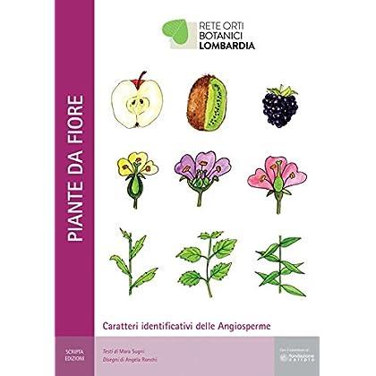 Piante Da Fiore. Caratteri Identificativi Delle Angiosperme