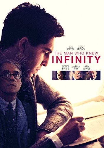 Image of The Man Who Knew Infinity [Includes Digital Download] [DVD] [2016]