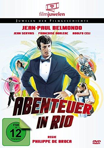 Bild von Abenteuer in Rio - mit Jean-Paul Belmondo (Filmjuwelen) [DVD]