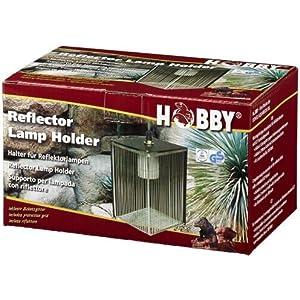 Reflector Lamp Holder, für 100 W, 11x11x16 cm