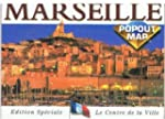 Marseille (Europe Popout Maps)