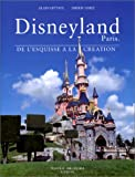 Disneyland Paris : De l'esquisse à la création