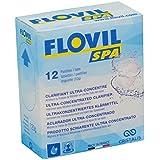 FLOVIL Spa md9292produit Schiarente Ultra concentré pour l'eau de Spa, blanc