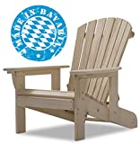 "Dream-Chairs since 2007 Adirondack Chair ""Comfort"" Recliner"